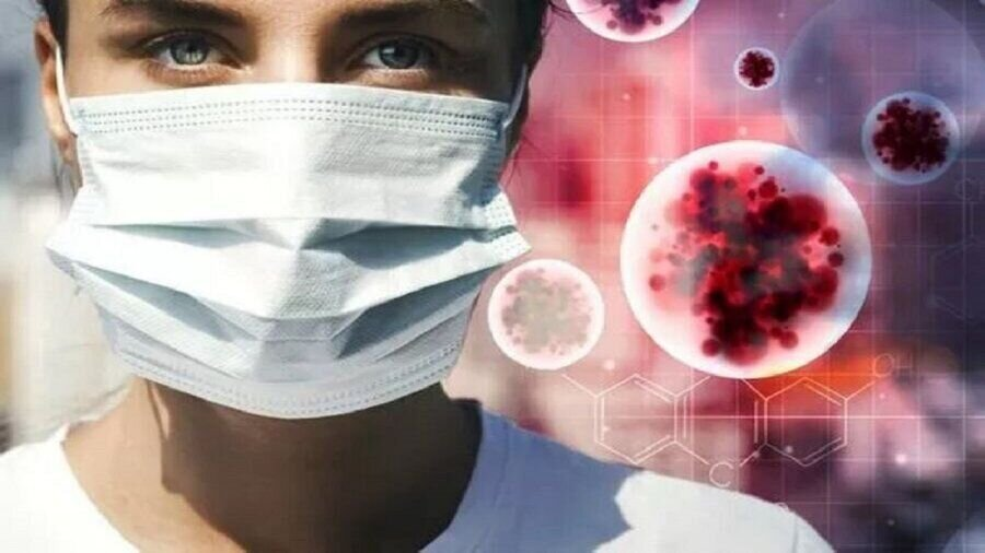 ترکیب ۲ ماسک؛ راهکار جدید برای جلوگیری از انتشار ویروس کرونای انگلیسی