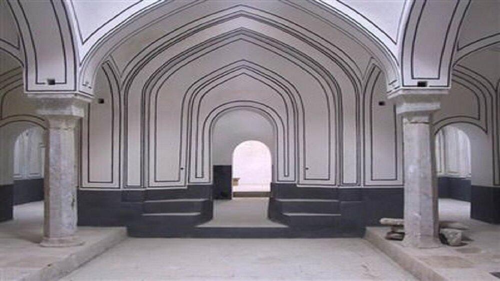 آغاز عملیات مرمت و بازسازی حمام تاریخی شیشه در سنندج