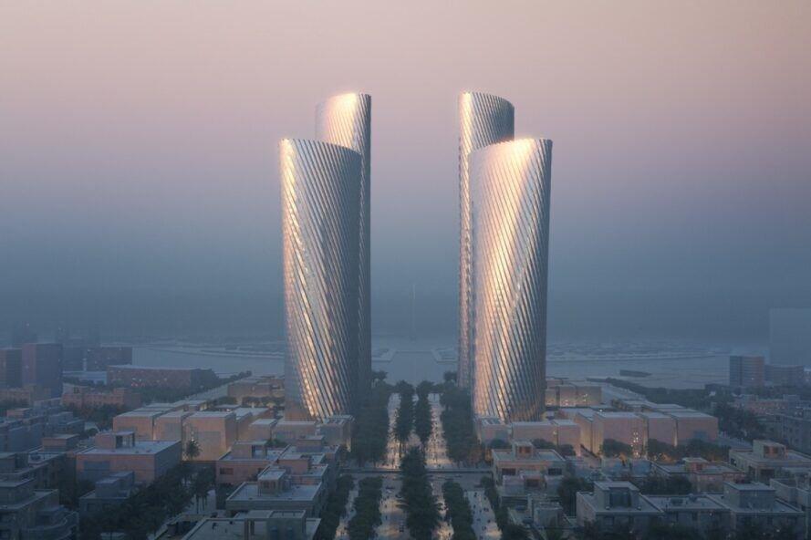 احداث آسمانخراشهایی برای مقابله با تغییرات اقلیمی در قطر