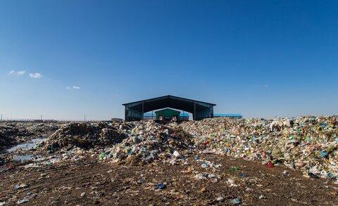 مشکل تأمین آب سایت پسماند محمدآباد رفع شد