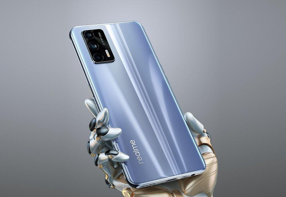گوشی هوشمند ریلمیGT به زودی رونمایی میشود