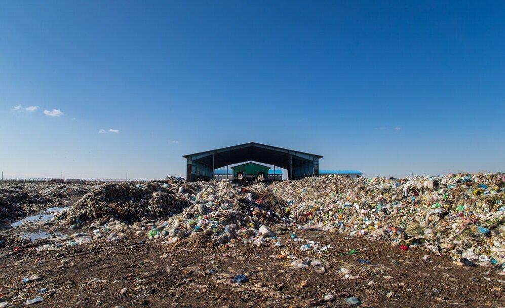 افتتاح سایت لندفیل زباله قائم شهر در اردیبهشت ماه