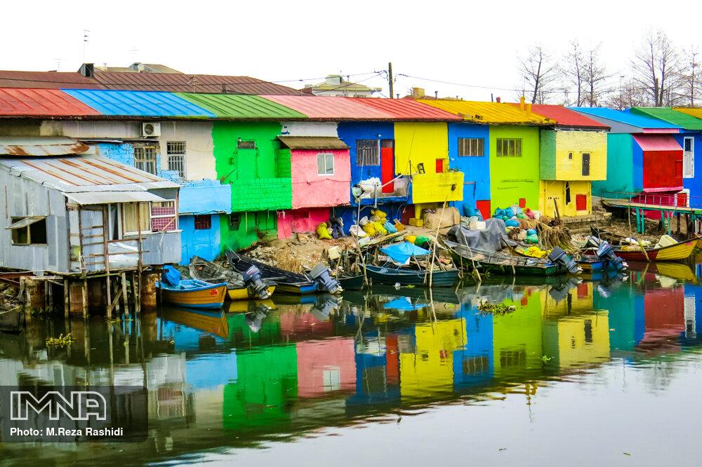 هیاهوی رنگها در هویت شهری