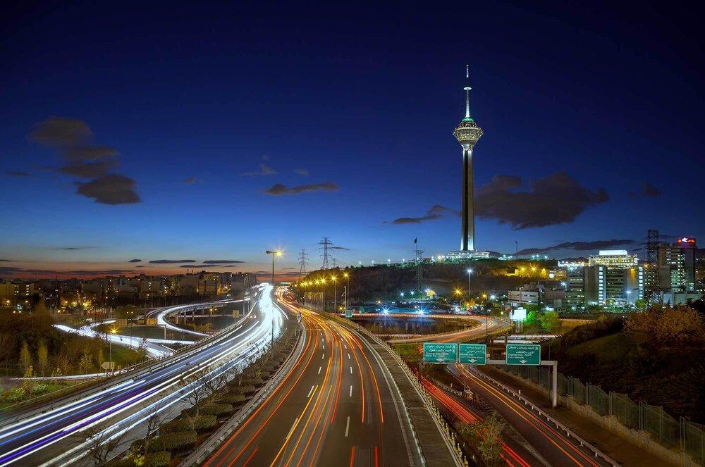 نامهای جدید خیابانهای پایتخت