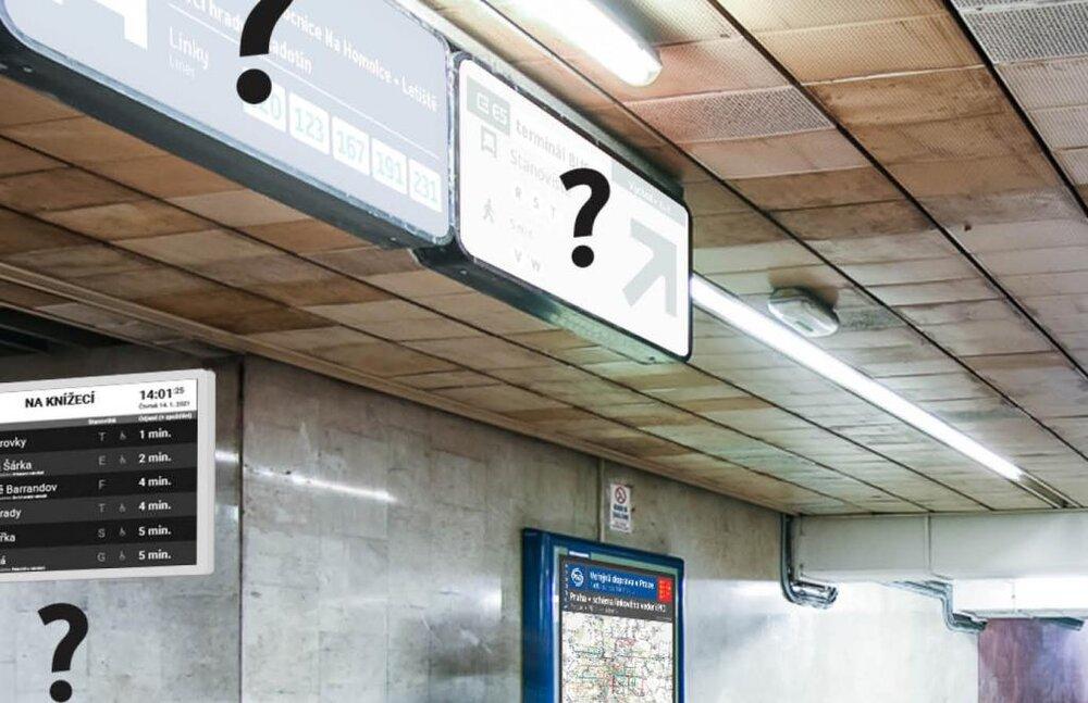 طراحی تابلوهای شهری با کمک شهروندان در پراگ