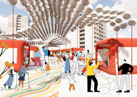 آیا تغییرات ناشی از کرونا بر فضاهای عمومی دائمی است؟
