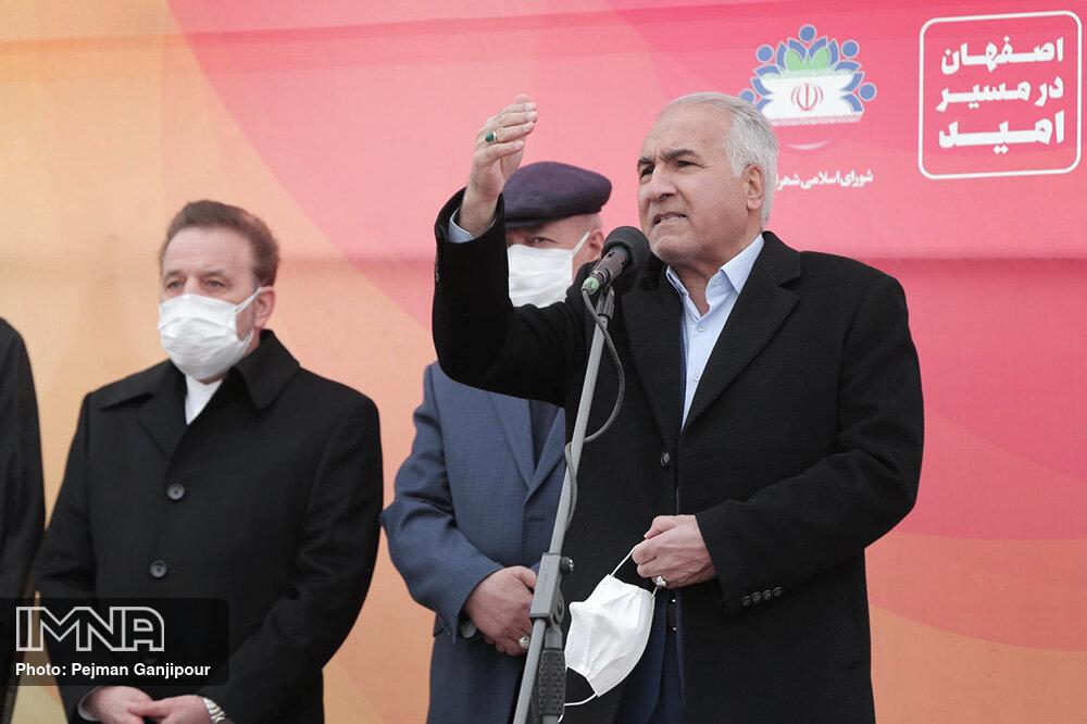 نوروزی: به تمام وعدهها عمل کردیم / افتتاح سالن گلستان شهدا با فرمان ریاست جمهوری
