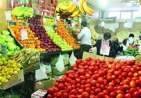 قیمت میوه و ترهبار در بازارهای کوثر امروز ۳ خرداد+ جدول