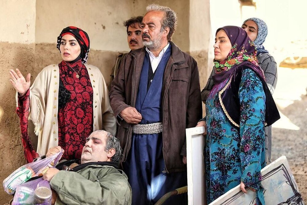 تصویری متفاوت از مهلقا خانم، بازیگر معروف «نون خ»