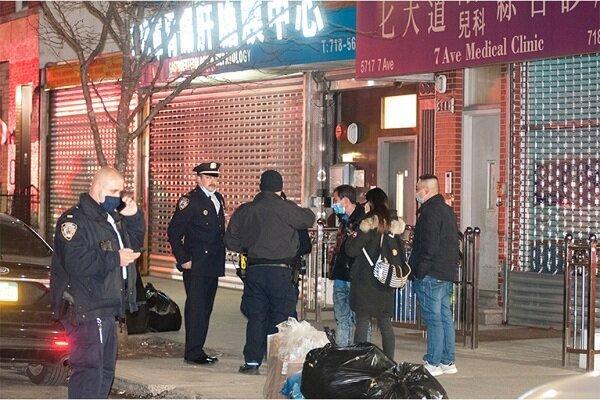 حمله با چاقو در آمریکا/ یک نفر کشته و ۳ تَن زخمی شدند
