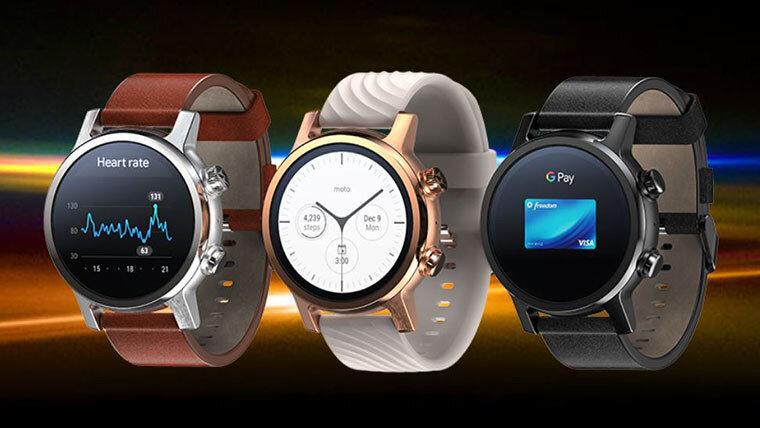 ساعتهای هوشمند موتورولا چه زمانی عرضه میشوند؟