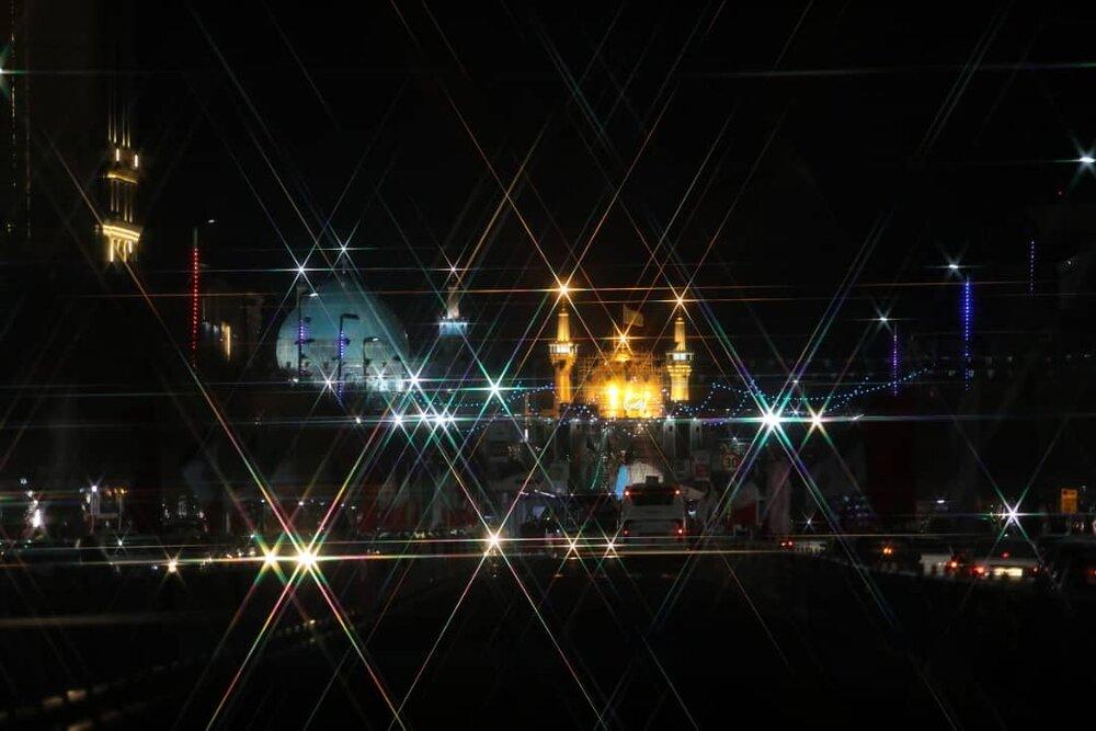 اجرای ۵۰ طرح متنوع نورپردازی در شهر مشهد