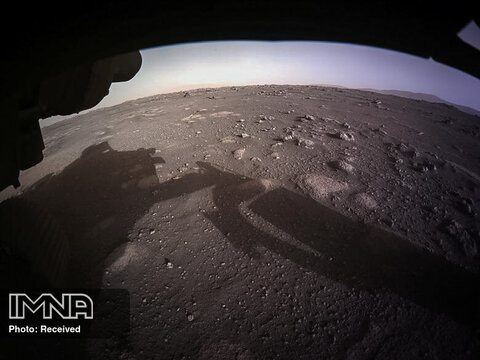 نخستین تصاویر ارسالی مریخنورد ناسا پس از فرود تاریخی
