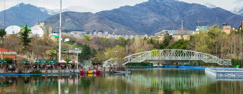 The Most Beautiful Parks In Tehran