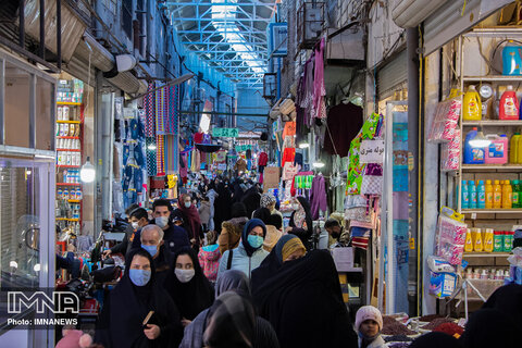 آخرین رنگبندی شهرستانهای قزوین در مقابله با کرونا + جزئیات