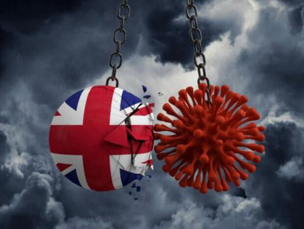 کرونای انگلیسی تا چه حد مرگبار است؟
