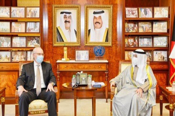 رایزنی فرستاده آمریکا در امور یمن با وزیر خارجه کویت