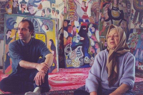 روایت نقاشی روستایی که به شهرت جهانی رسید