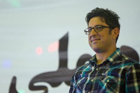 شهاب عباسی روی صندلی «قرنطینه»