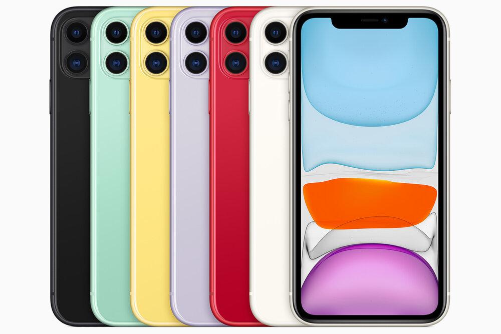 قیمت گوشیهای اپل امروز ۱۱ فروردینماه+ جدول