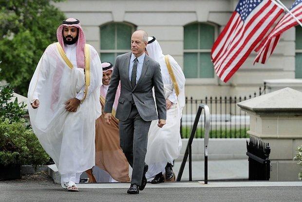 آمریکا تکلیف بن سلمان را روشن کرد