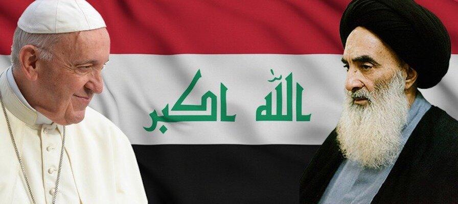 سفر پاپ به عراق برای پاسداشت سیاستهای مرجعیت این کشور است