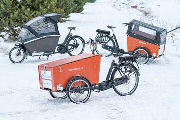 ترویج تردد پاک با سهچرخههای الکتریکی در استونی