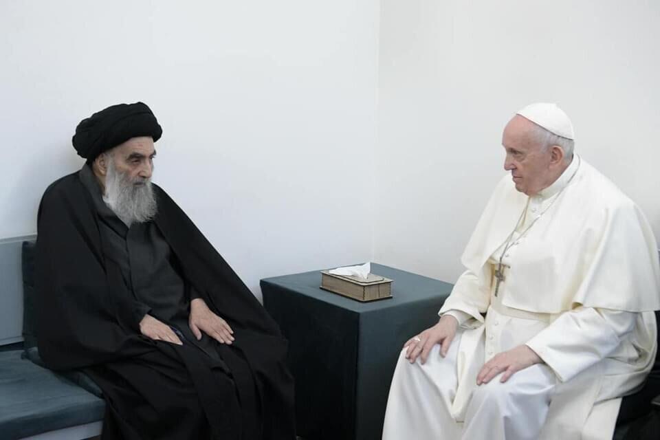 سفر تاریخی پاپ فرانسیس به عراق برای تضمین صلح