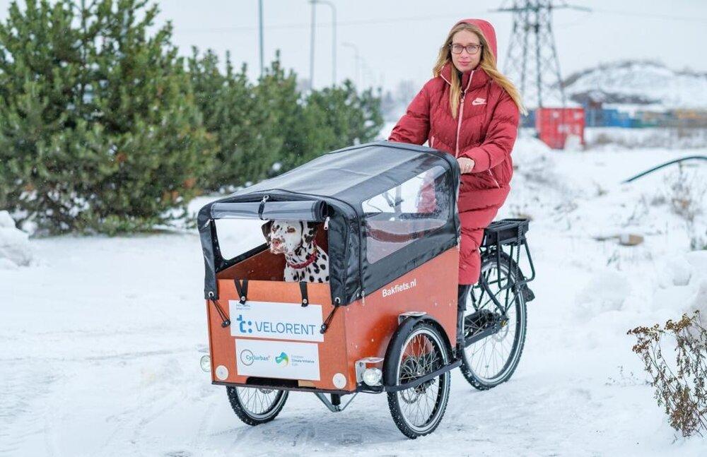 ترویج تردد پاک با سه چرخههای الکتریکی در استونی
