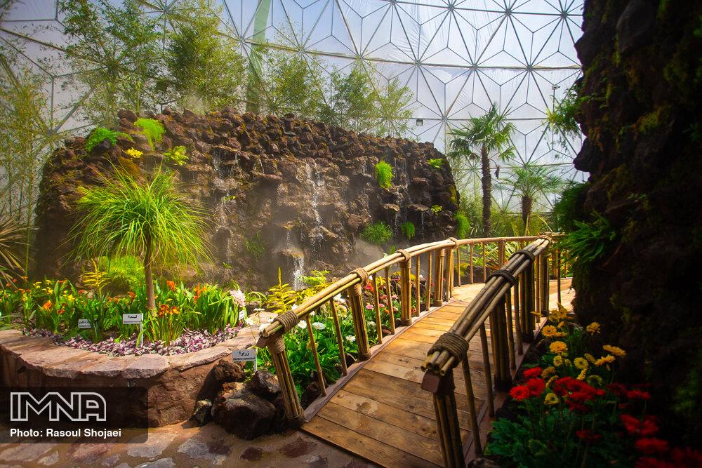 برگزاری یک کارگاه رقابتی برای ایجاد «گلخانه ایرانی»