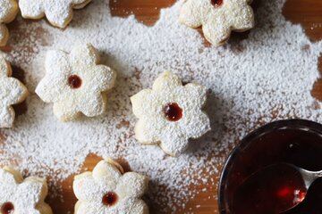 طرز تهیه شیرینی مربایی یا شیرینی مارمالادی + نکات کلیدی شیرینی عید نوروز