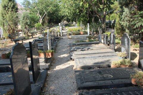 ممنوعیت ورود به آرامستان باغ رضوان و آرامستانهای محلی