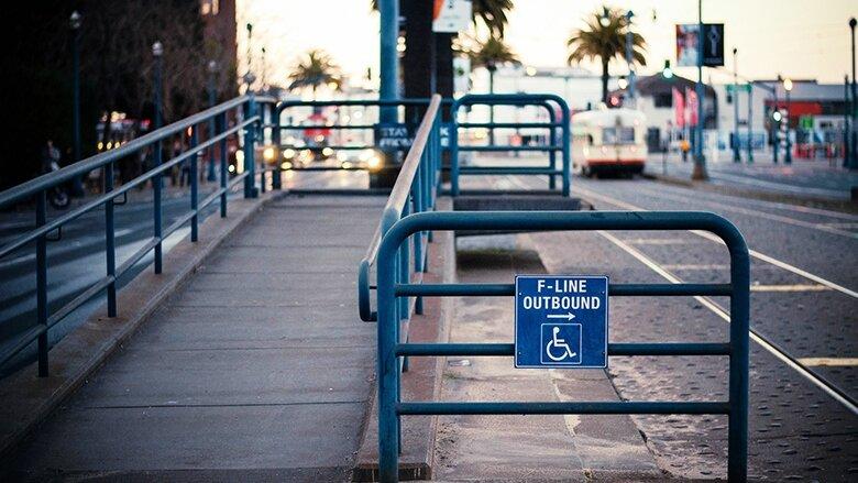 نقش افراد معلول در بهبود طراحی شهری