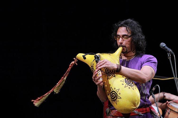 جزییات برگزاری بخش بین الملل جشنواره موسیقی «نی انبان»