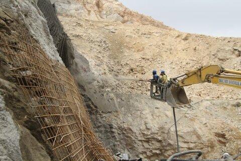 افتتاح هفت پروژه عمرانی در گرم دره