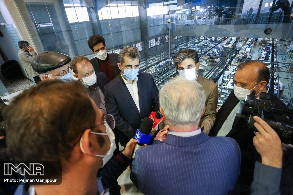 سفر معاون وزیر اقتصاد به اصفهان