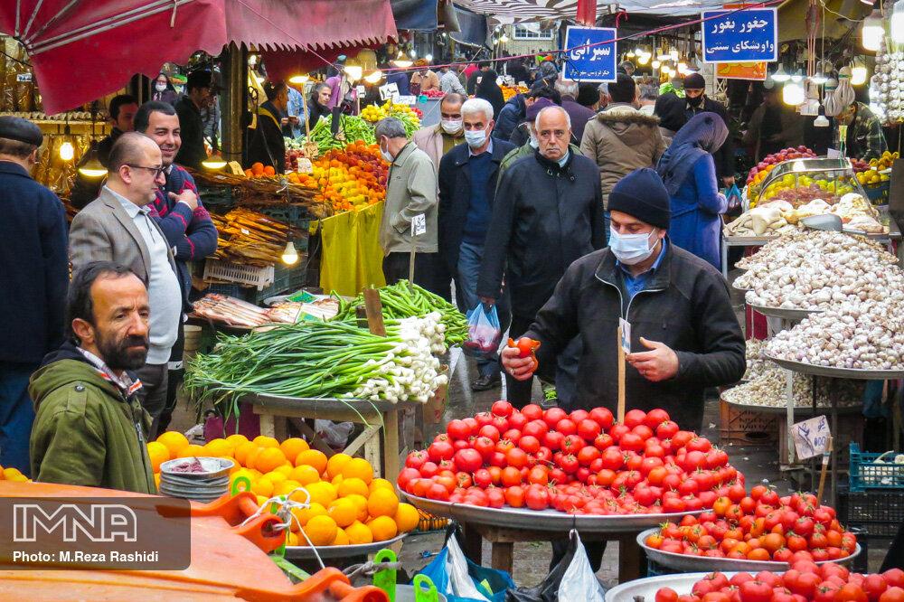 قیمت کالاها در هفتهای که گذشت؛ از افزایش قیمت ماکارونی تا توزیع میوه تنظیم بازار شب عید