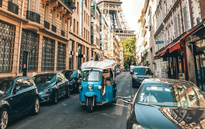 جنبش تبدیل ۷۰ هزار پارکینگ به فضای سبز در پاریس