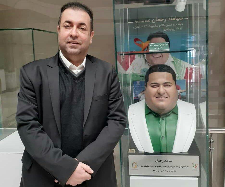 """Payam Azizi's song """"Pahlavan Khandan"""" unveiled"""