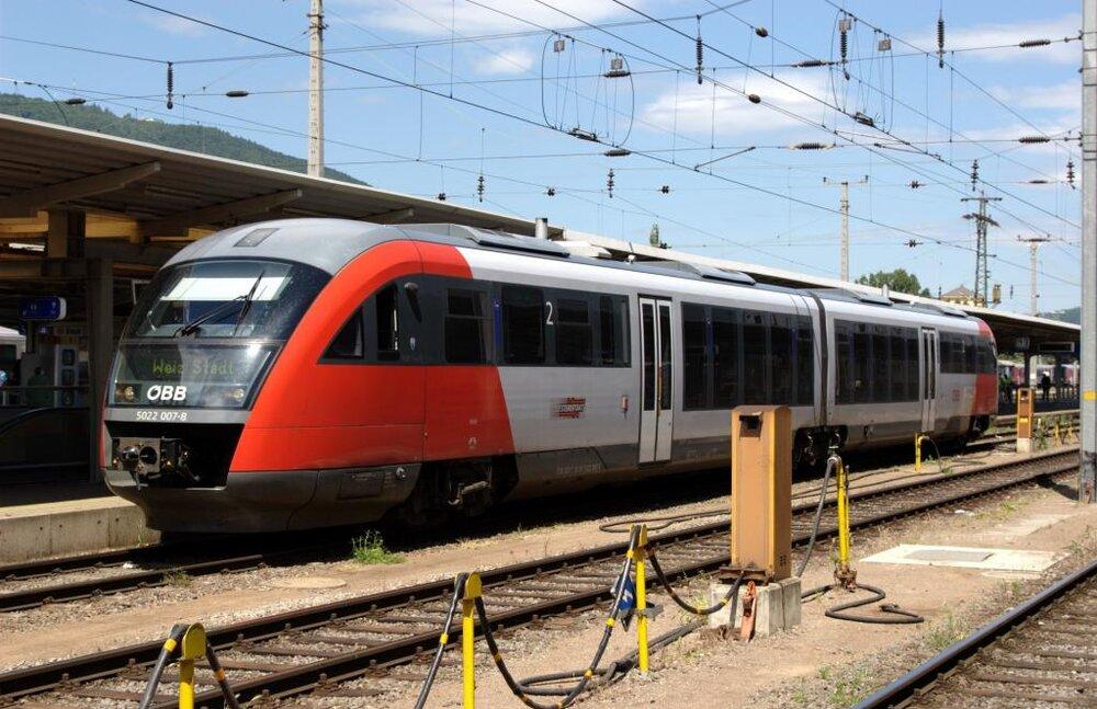 سرمایهگذاری کلان اتریش برای زیرساختهای ریلی
