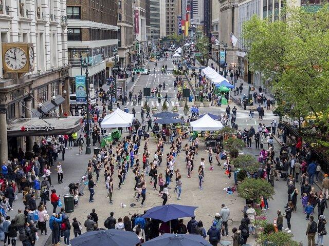تدابیری برای طراحی پایدار خیابانها