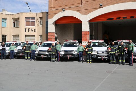 راهکارهای سازمان شهرداری ها برای رفع مشکلات آتش نشانان