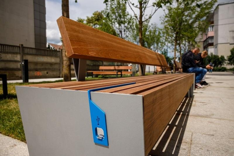 نصب مبلمان هوشمند در فضاهای عمومی کرواسی