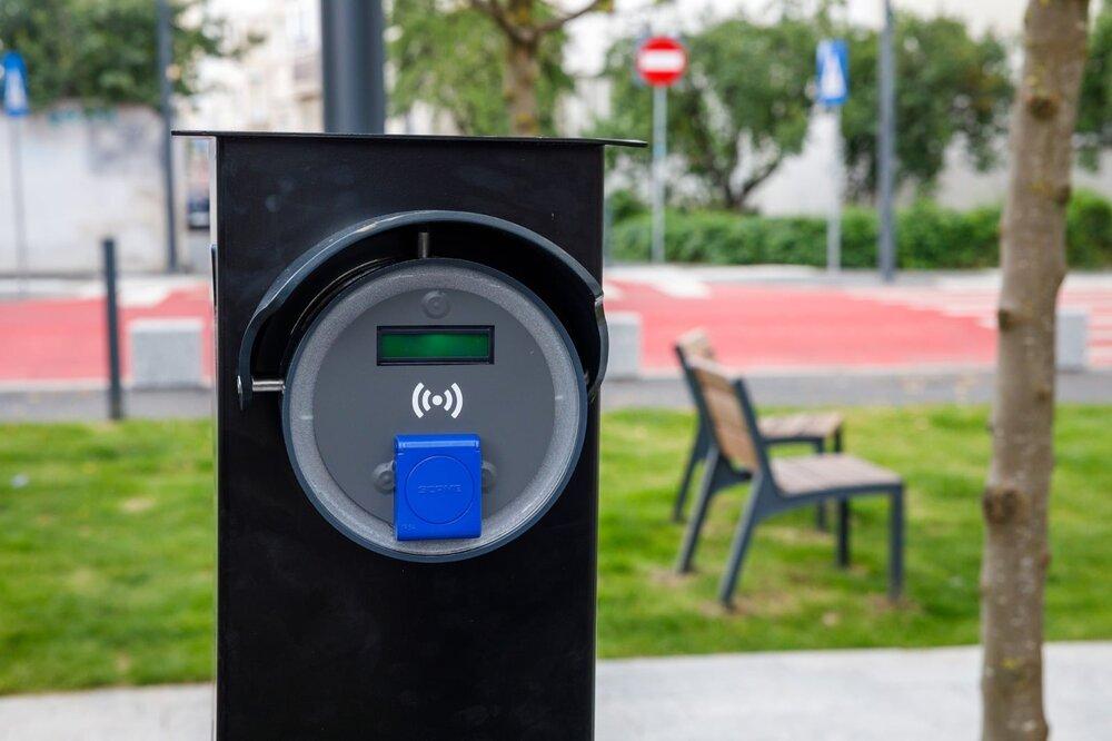 رونمایی از اولین خیابان هوشمند رومانی
