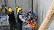 سقوط مرگبار ۲ مرد جوان از طبقه ۱۶ یک برج