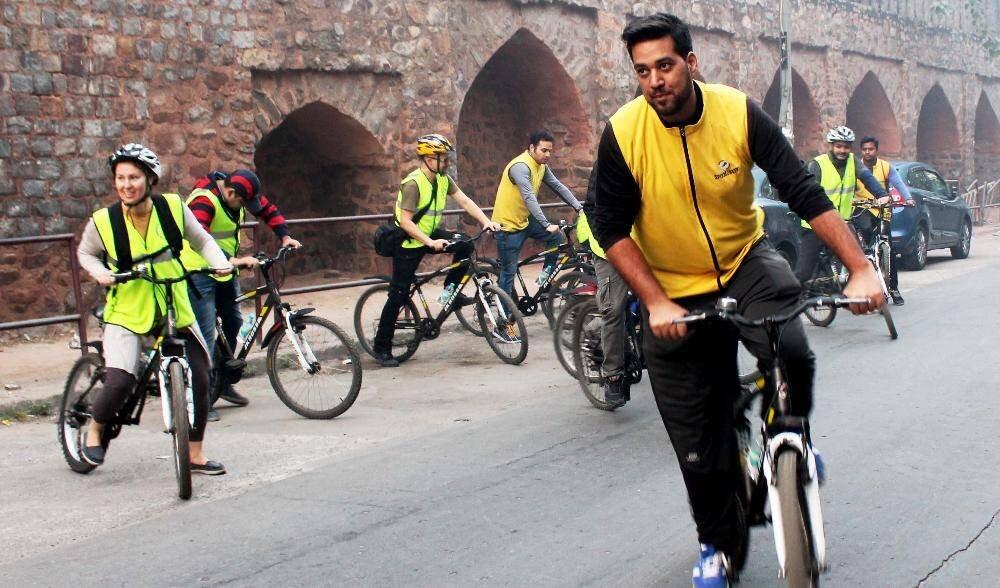 استقبال از دوچرخهسواری در پرسانحهترین کشور جهان