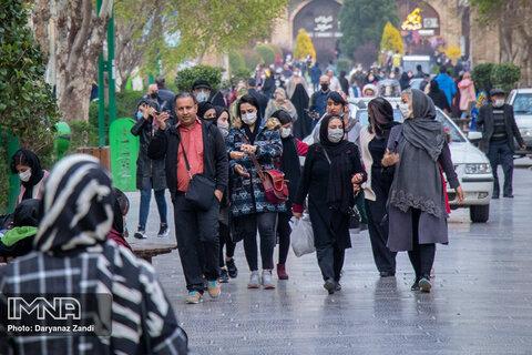 اصفهان در وضعیت قرمز کرونا قرار گرفت