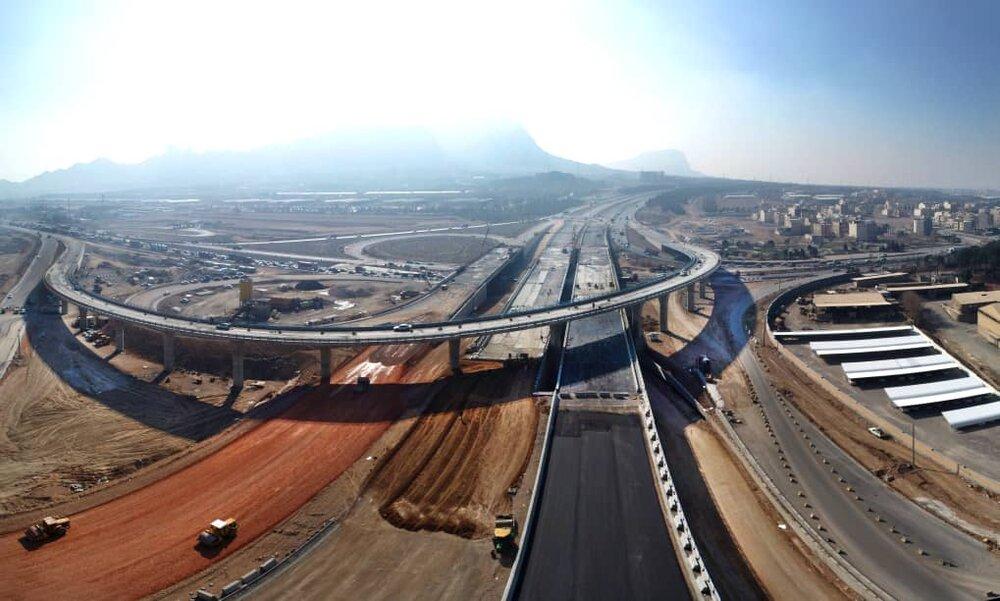 اجرای بیش از ۶۹ هزار مترمربع فضای سبز در پروژه شهید سلیمانی