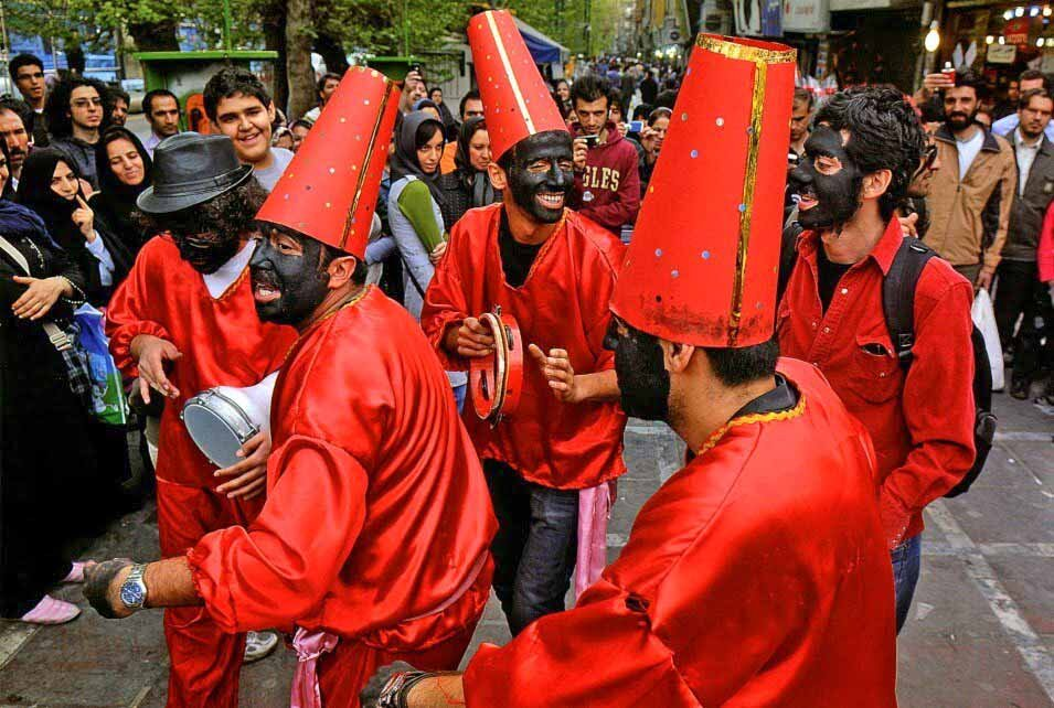 Persian New Year approaching!