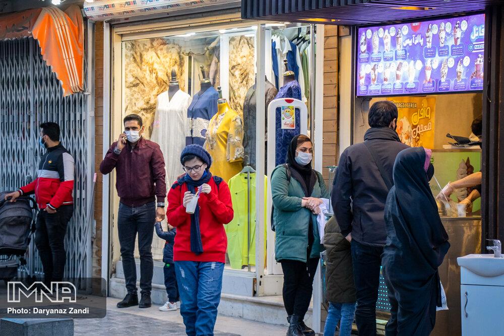 فعالیت گروههای شغلی یک و دو تهران از شنبه مجاز است